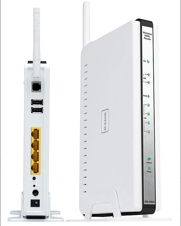 dlink DSL-2650u